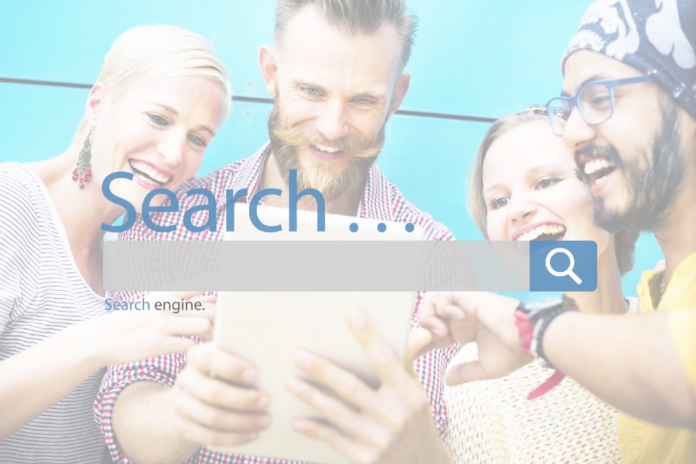 picture of a search bar